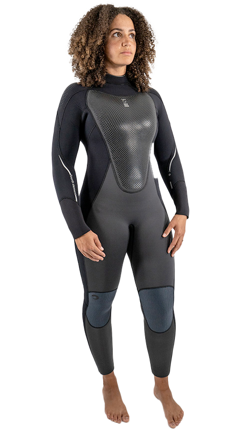 Fourth Element, Xenos 7mm wetsuit, Jim Standing, Paul Strike, Rosemary E Lunn, Roz Lunn, XRay Mag, X-Ray Magazine, scuba diving equipment, dive gear,