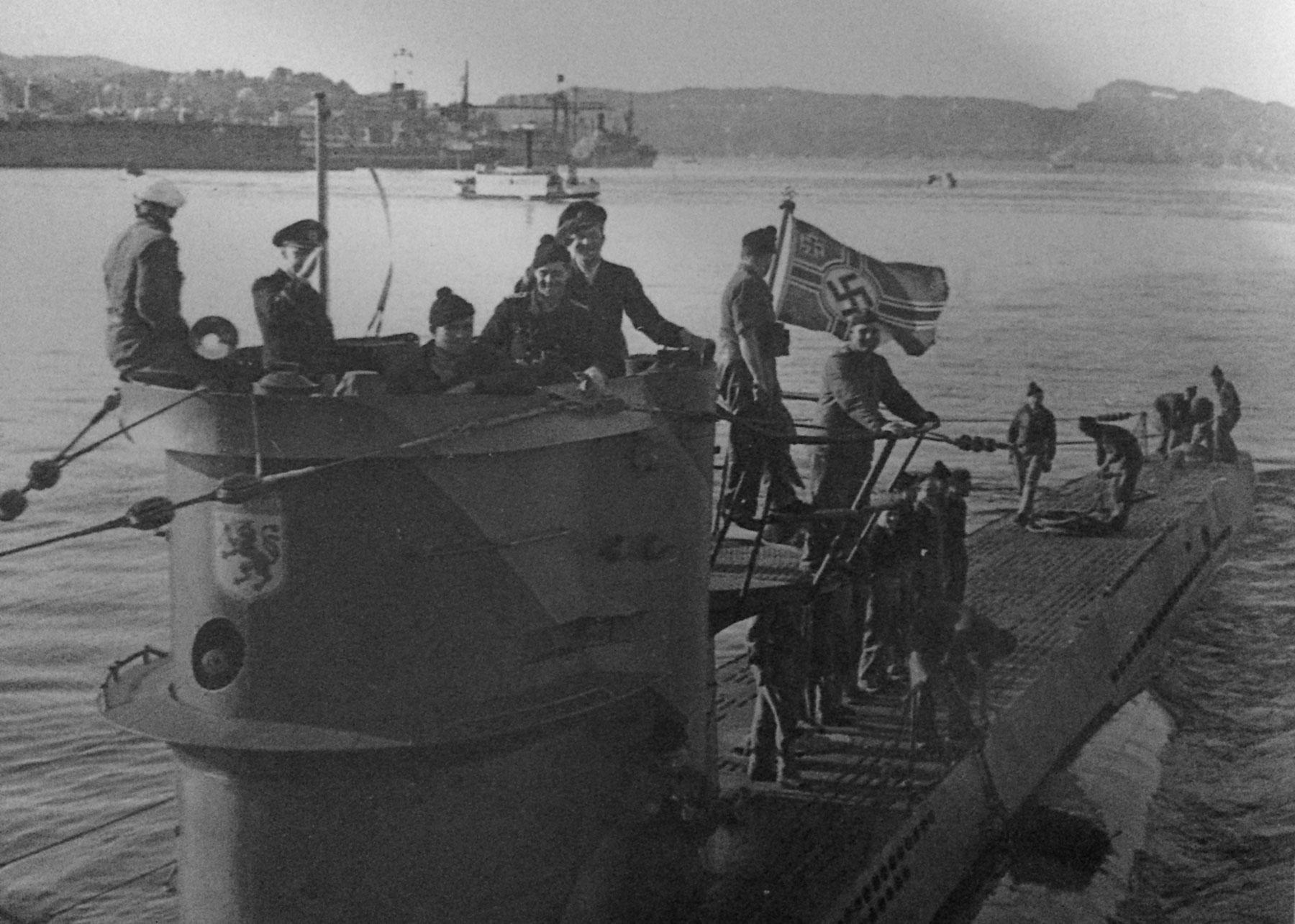 лучшая подводная лодка немцев