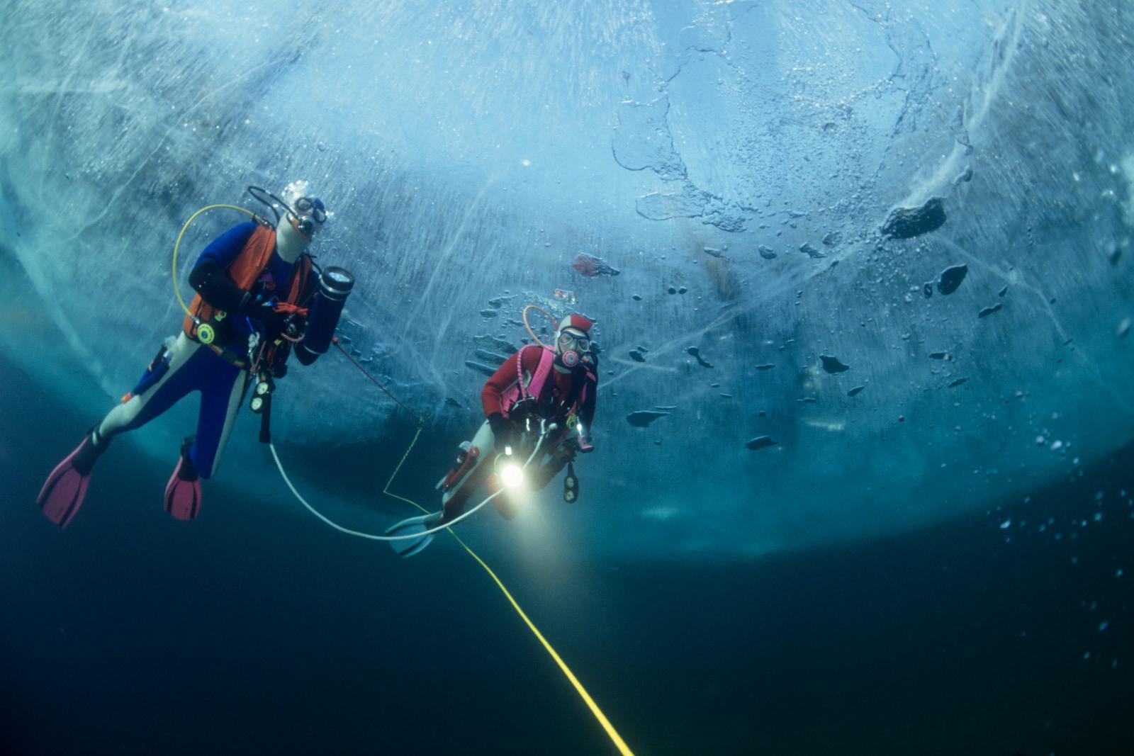 Картинки по запросу ice diving