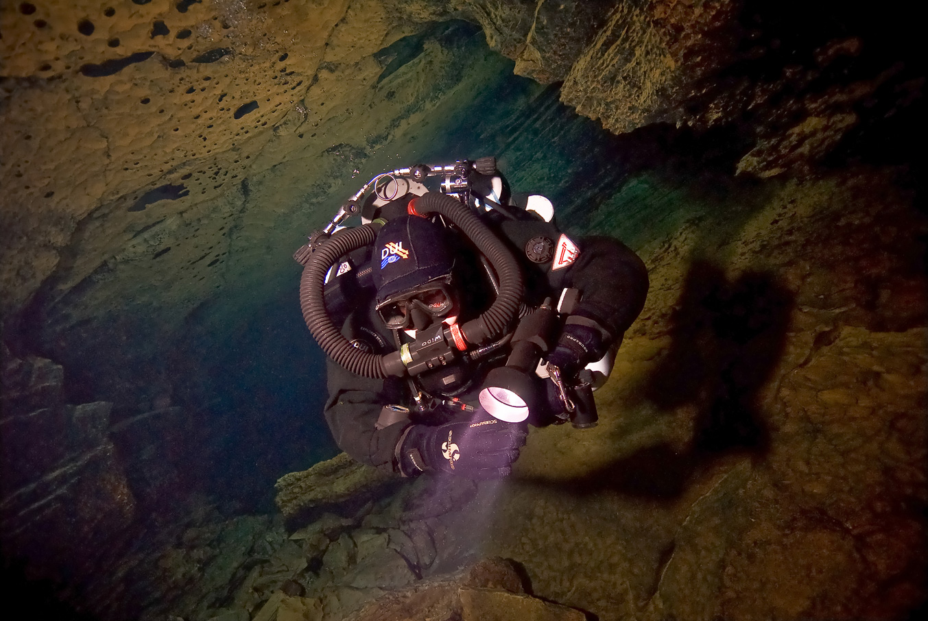 cave diving rebreather Cave-RB-2_ed