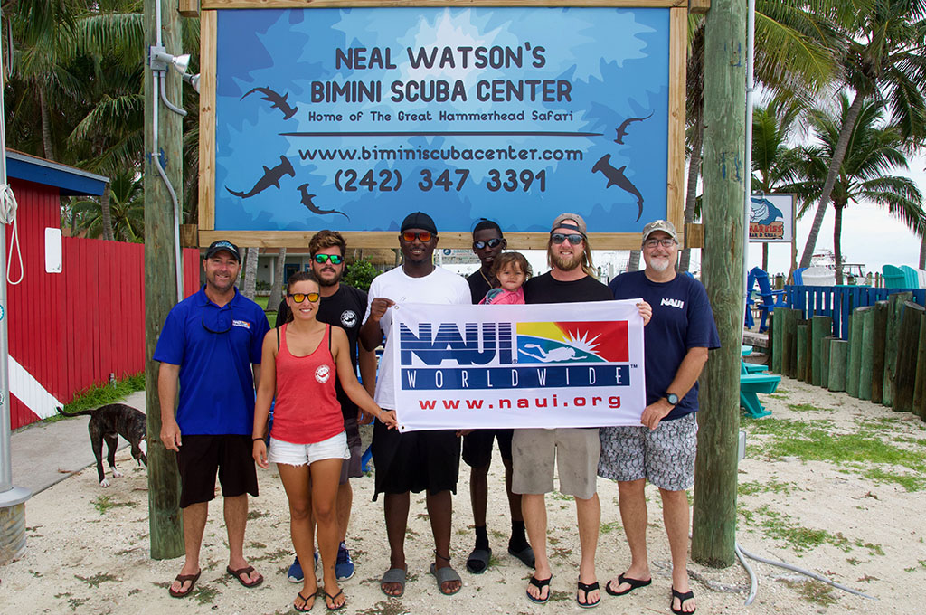 Naui Expands International Ociation