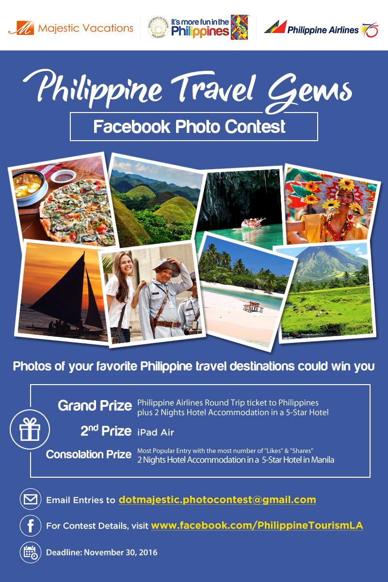 Philippines Dive Magazine: Introducing The Philippine Travel Gems Facebook Photo
