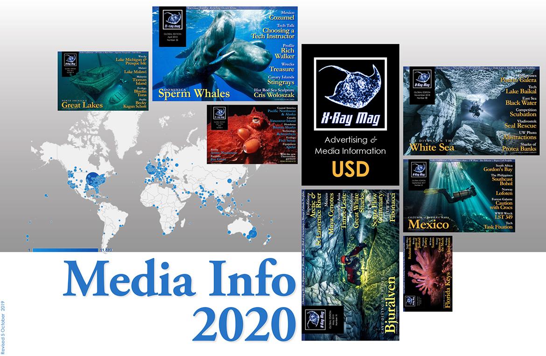 X-Ray Magazine Media info 2020-21