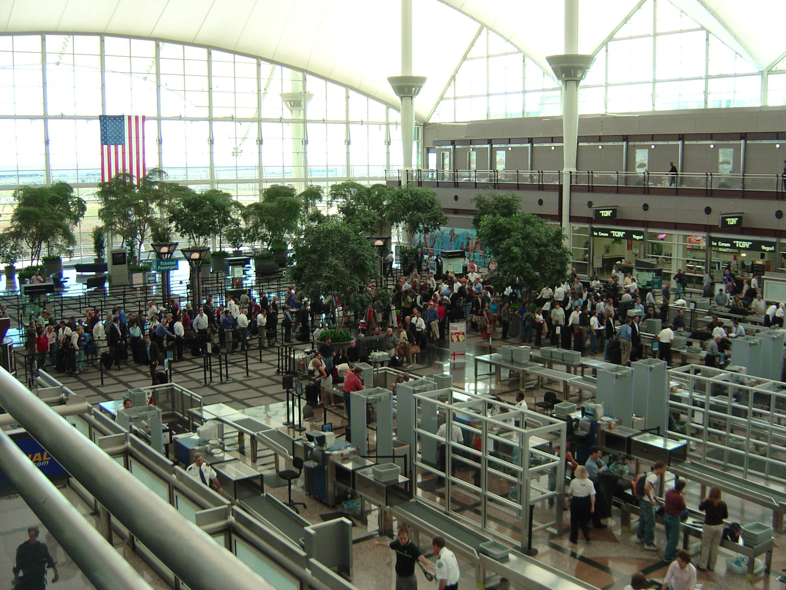 At Airports, Security Changes Gradually