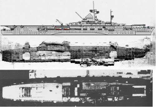 Want to dive a WW2 German aircraft carrier? | X-Ray Mag