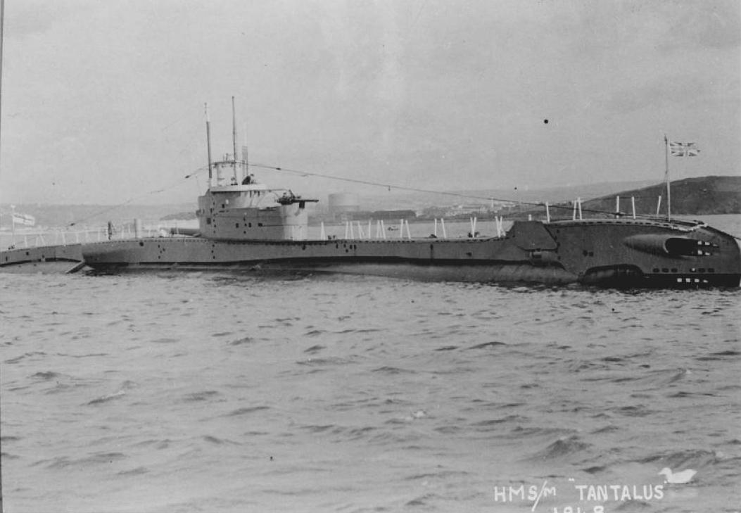 British WW2 sub located in the Med | X-Ray Mag