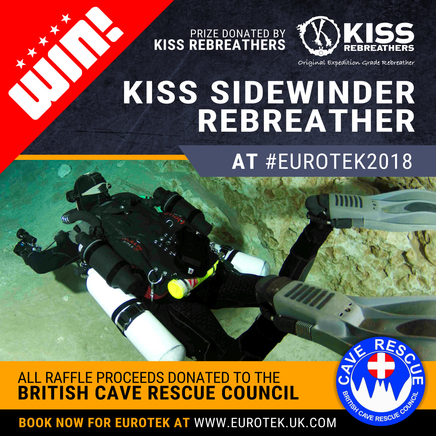 Kiss Rebreather