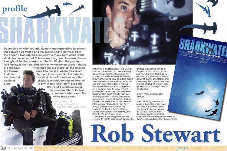 Rob Stewart Director