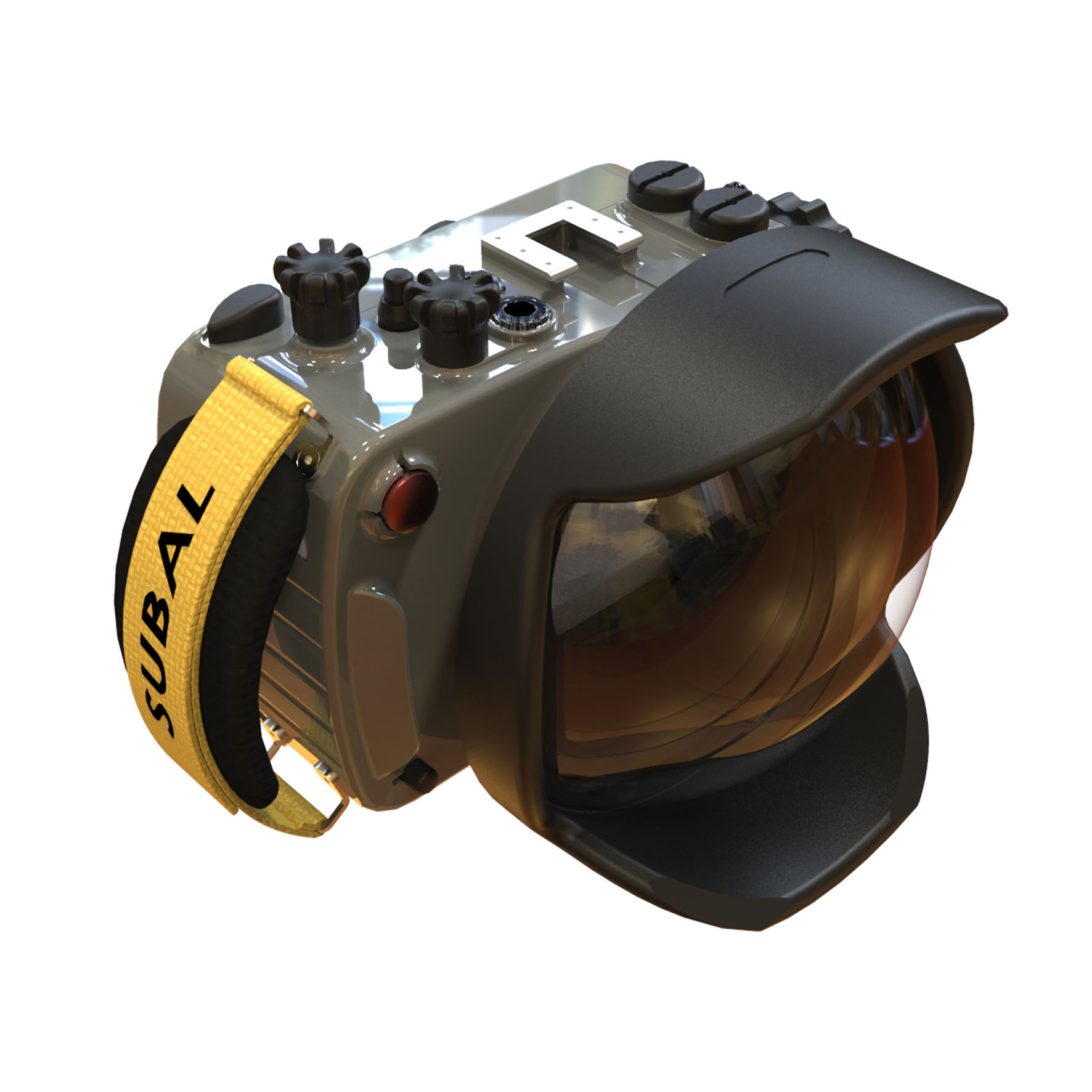 introducing the subal underwater housing for panasonic