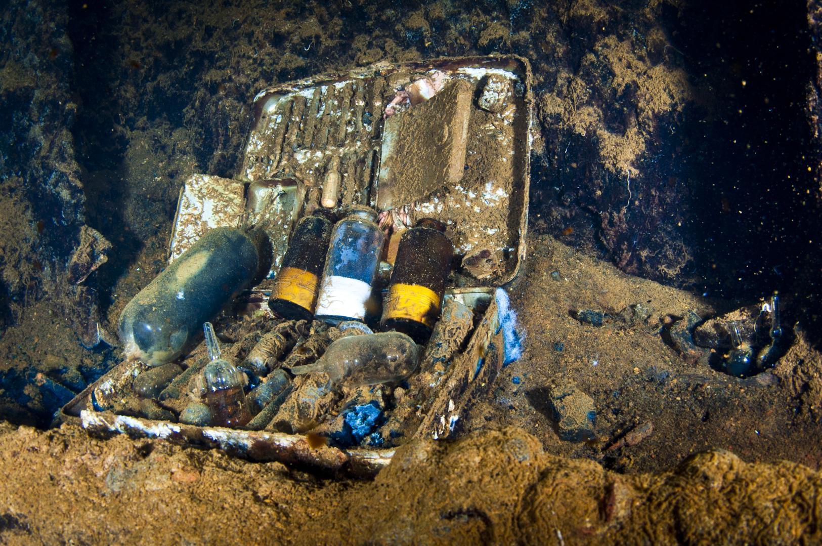 Treasure Island Titanic