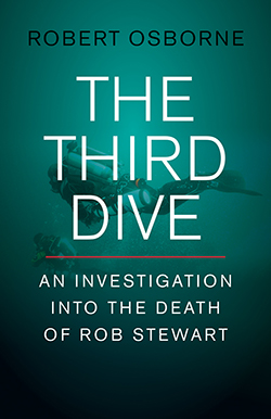 The third dive cover