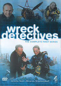 Wreck Detectives cover