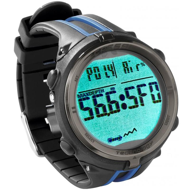 Cressi newton dive watch computer x ray mag - Computer dive watch ...