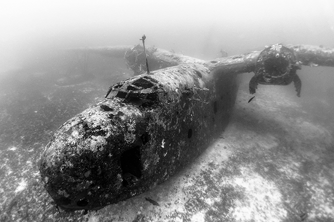 Japanese Shipwrecks of Kwajalein Atoll | X-Ray Mag