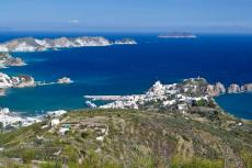 View over Ponza