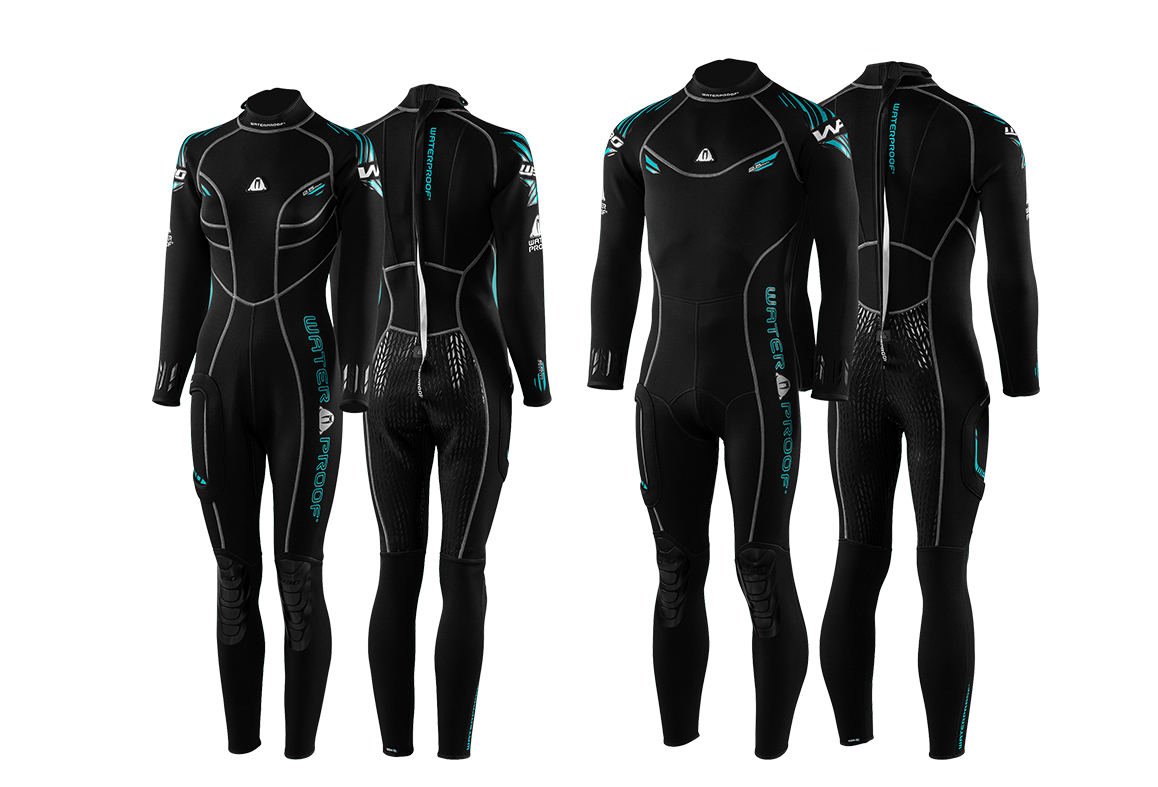 7af226330c486a Waterproof W30 2.5mm Wetsuit | X-Ray Mag